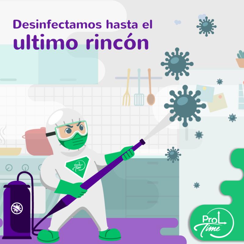 Servicio de Desinfección en Quito para Corono Virus